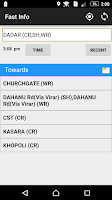 Screenshot of Mumbai Local Train SmartShehar