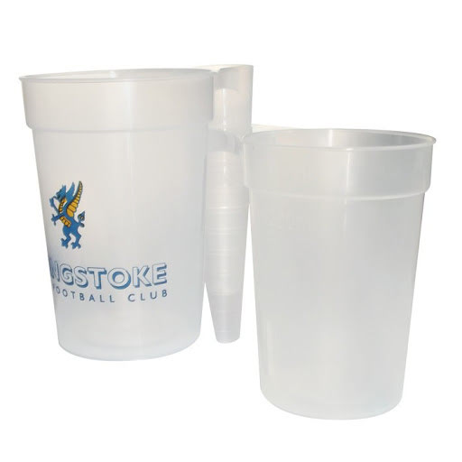 Branded Stack Cup Drinks Carrier