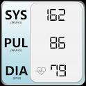 Blood Pressure Diary: BP Info Checker Data Tracker icon