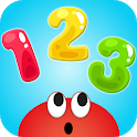 Education Math games for kids & Kindergarteners icon