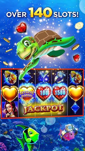 Gold Fish Slots Casino – Free Slot Machines Screenshot