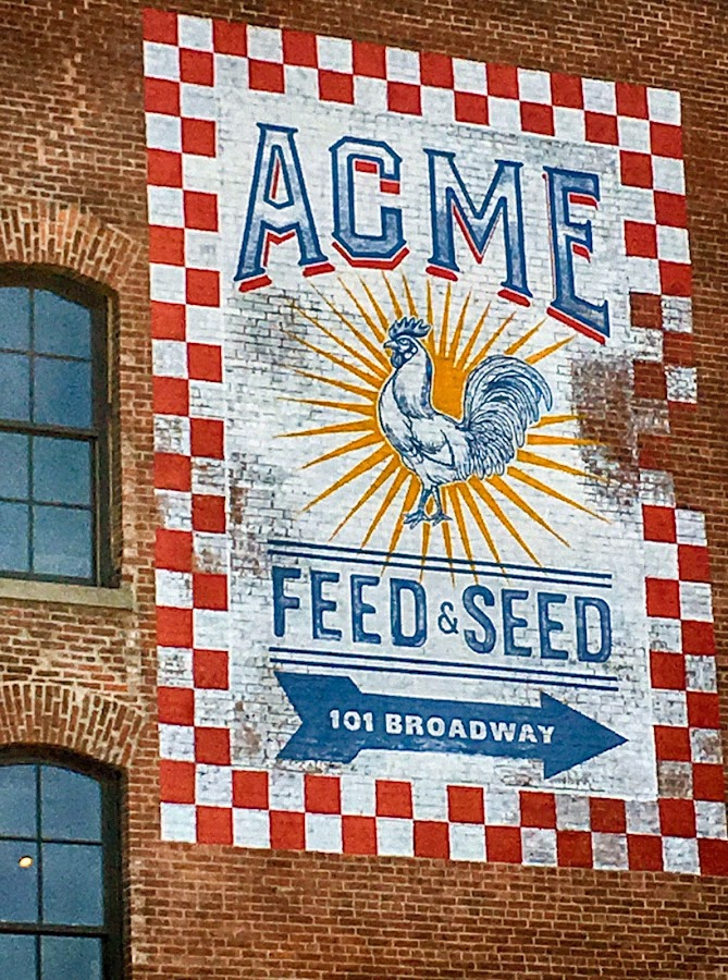 Acme Feed and Seed by Tammy Pressley - Buildings & Architecture Other Exteriors ( history, logo, old, company, historic )