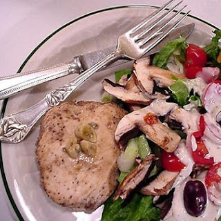 Oil and Vinegar Grilled Chicken
