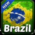 Brésil GO Keyboard icon