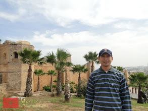 Photo: in Rabat