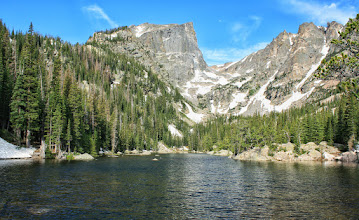 Photo: Dream Lake, CO