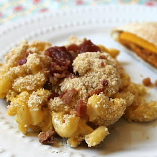 Homemade Mac N Cheese with Bacon Recipe