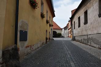 Photo: Stare miasto z unikalnym labiryntowym planem.
