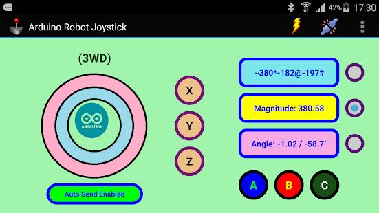 How to install arduino robot joystick patch apk for laptop
