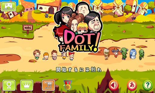 Dots Family RPG