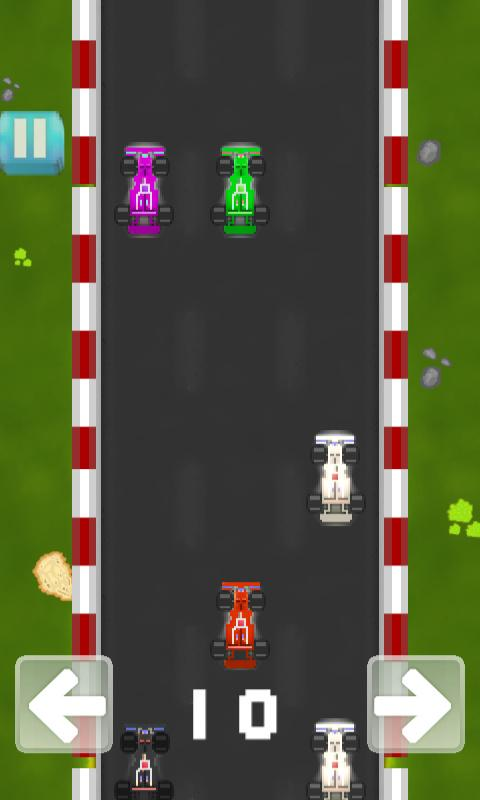 Formula Racing 16-bit- screenshot