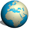 Geography, places of the world icon