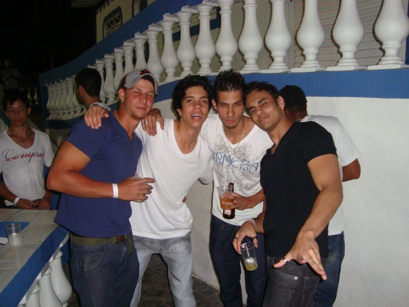 Photo: Gean,Eduh,Gustavo e Edgar