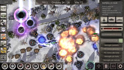 Defense Zone 3 HD  άμαξα προς μίσθωση screenshots 2