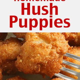 Homemade Hush Puppies Recipe