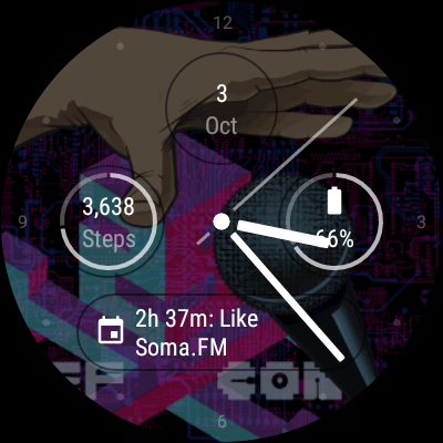 Alpha+ Player - Unofficial player for Soma FM- screenshot