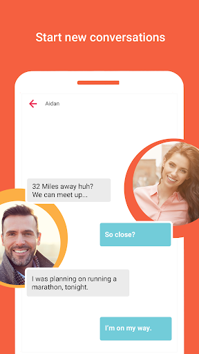 W-Match: Dating App to Flirt & Chat 2.5.9 screenshots 2