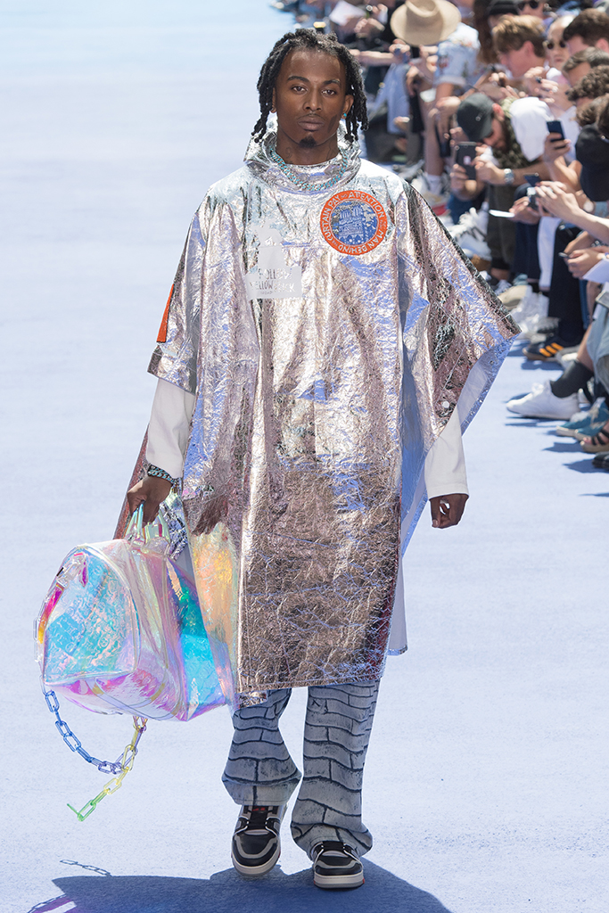 97adcab9c8c1 From photocopy machines to runway  Virgil Abloh makes his debut for ...