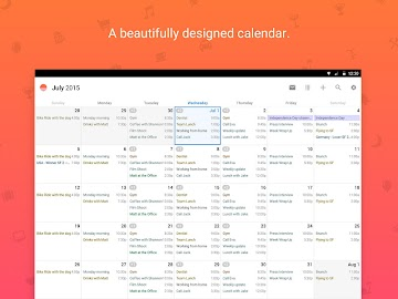 Sunrise Calendar Screenshot 16
