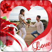 romantic love photo frame 2018 apps on google play