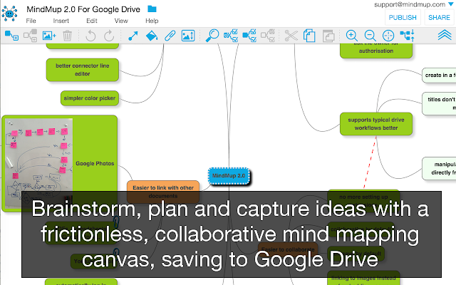 Map A Drive MindMup 2 For Google Drive   G Suite Marketplace