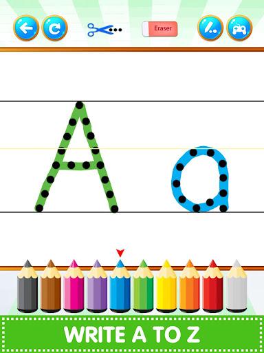 ABC123 English Alphabet Write 2.3.7 screenshots 1