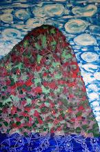 Photo: Wish Fish Medium -Oil Size 100cmx150cm Price $600 Sold