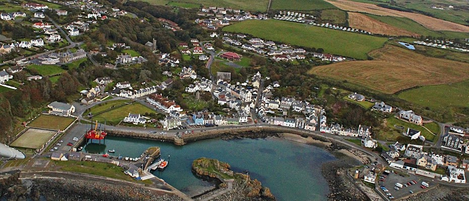 Self-Catering Accommodation Portpatrick, Scotland | The Lighthouse Studio Apartment