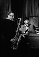 Photo: 2009 del 1 nr 6 The Groovemaster of Souljazz Reuben Wilson with friends 090207 Smoke Jazz Club New York