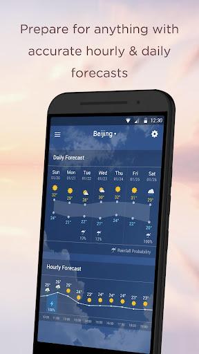 免費下載天氣APP|Weather App Widget & Forecast app開箱文|APP開箱王