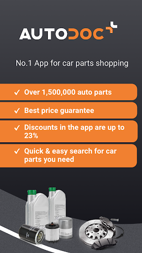 AUTODOC — Auto Parts at Low Prices Online 1.7.0 screenshots 1