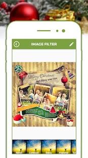 Christmas Greetings Frame Maker photo frames - náhled