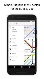 Tube Map London Underground 8