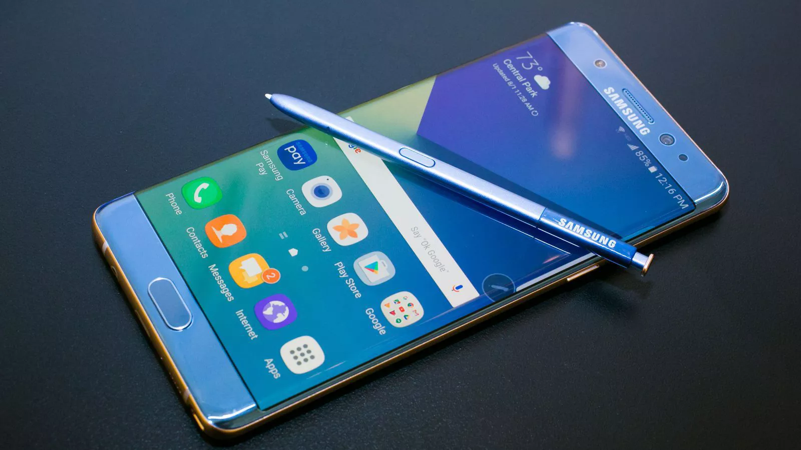 Sửa chữa điện thoại Samsung Galaxy Note FE