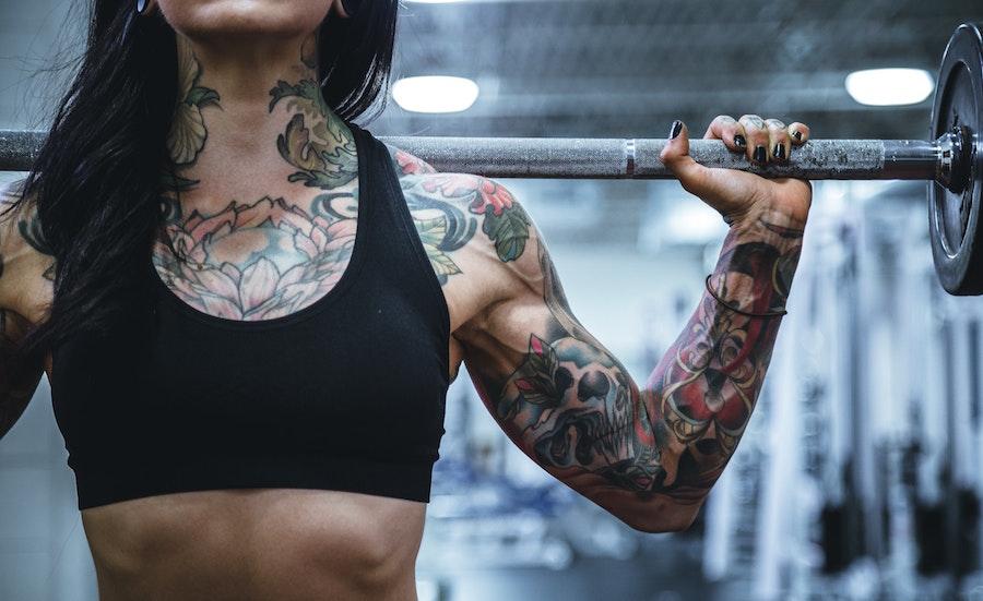 7. ดูแลร่างกายตัวเองให้พร้อมกับการสัก
