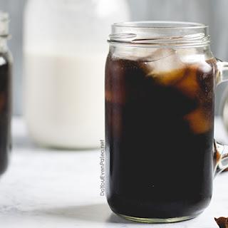 Chai-Spiced Cold Brew Latte.