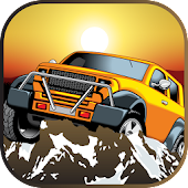 3D Sports Car Mountain Climb