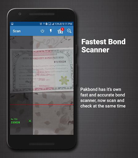 Pakbond - Prize Bond Scanner, Market & Currency  screenshots 2