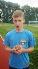 Photo: Szymon Jędrkowiak - brązowy medalista
