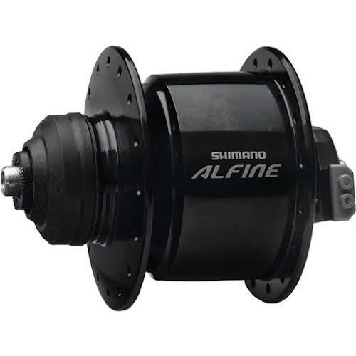 Shimano Alfine DH-S501 Dynamo Centerlock Disc Font Hub