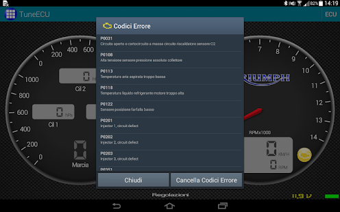 TuneECU- miniatura screenshot