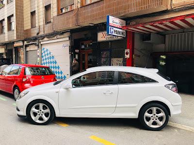 OPEL Astra 1.7 CDTI GTC Sport 3p.