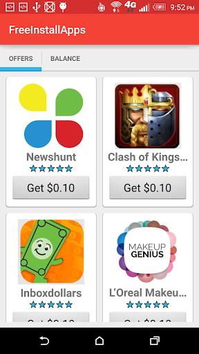 Free Install Apps Get Money