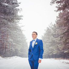 Wedding photographer Vladimir Chernov (Chernov). Photo of 03.02.2016