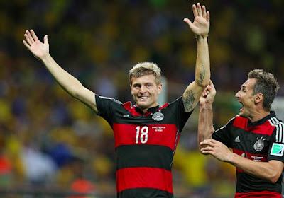 """Kroos: """"Je vais au Real Madrid"""""""