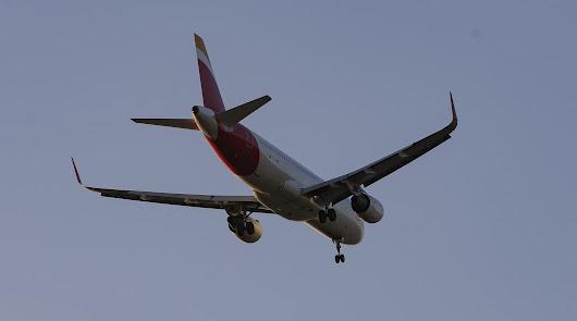 Iberia repatriará a más de 6.000 personas en vuelos especiales