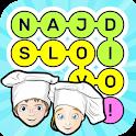 NAJDI SLOVO - Nepečené dorty icon