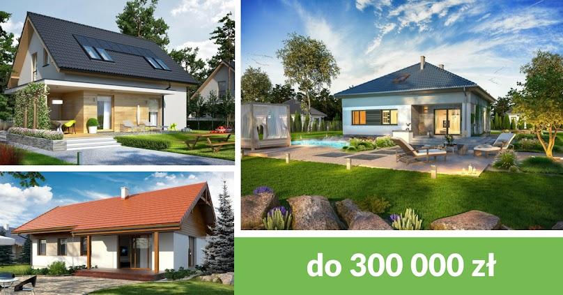 Projekty domów: małe i tanie w budowie