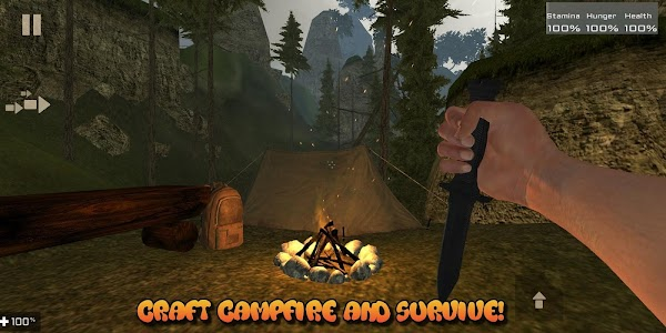 The Survival: Rusty Forest HD screenshot 11