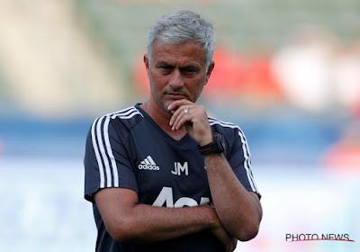 "Mourinho encense Lukaku: ""Son évolution est remarquable"""